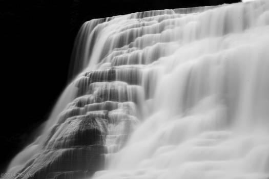 Flowing Falling