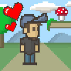 Adventures in 8-Bit  - 'Love at first byte'