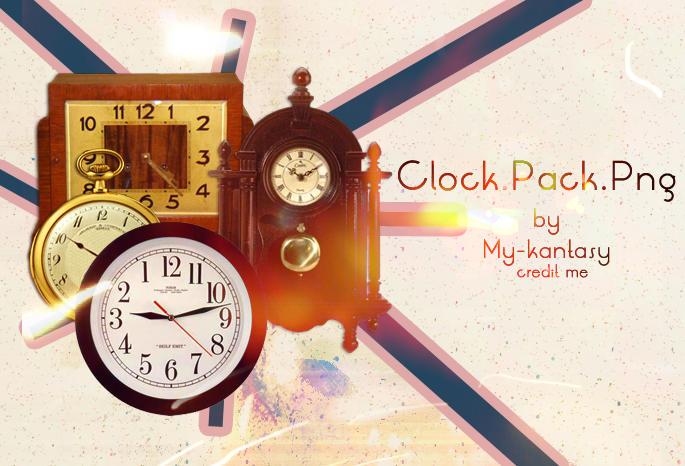 Clock.Pack.Png by My-kantasy
