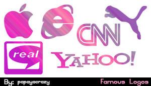 Famous Logo Brushes