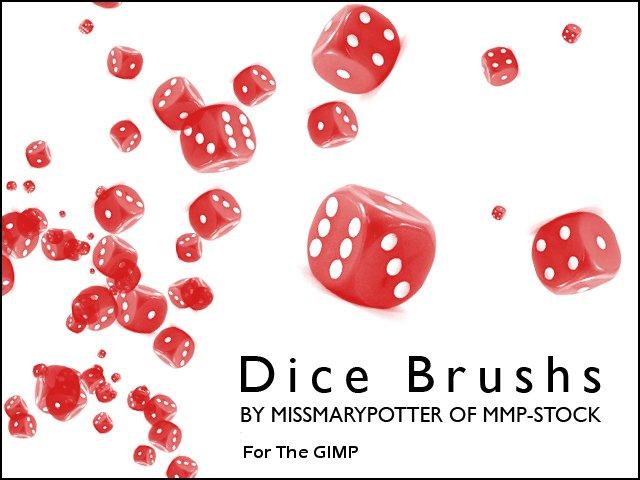 Dice Brushes