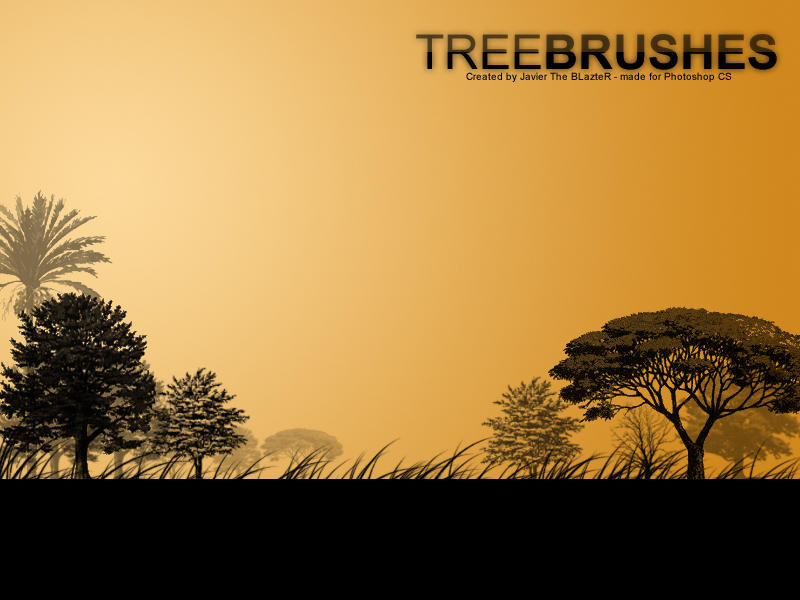 Tree Brushes by getfirefox