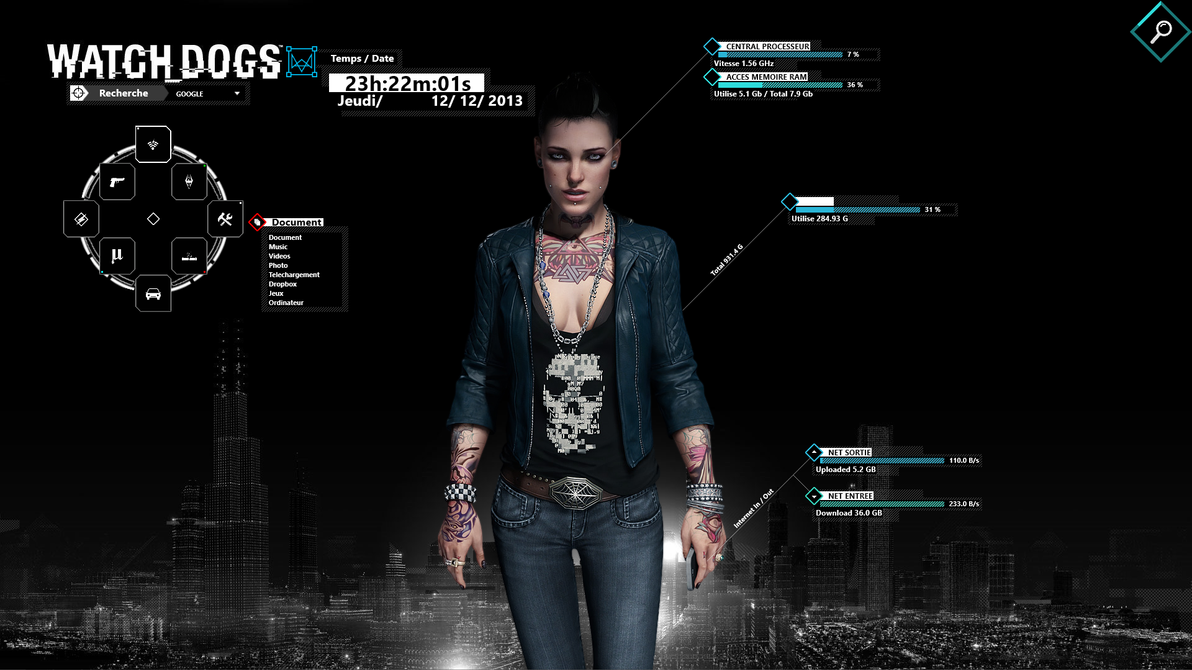 Who Is Sitara Watch Dogs