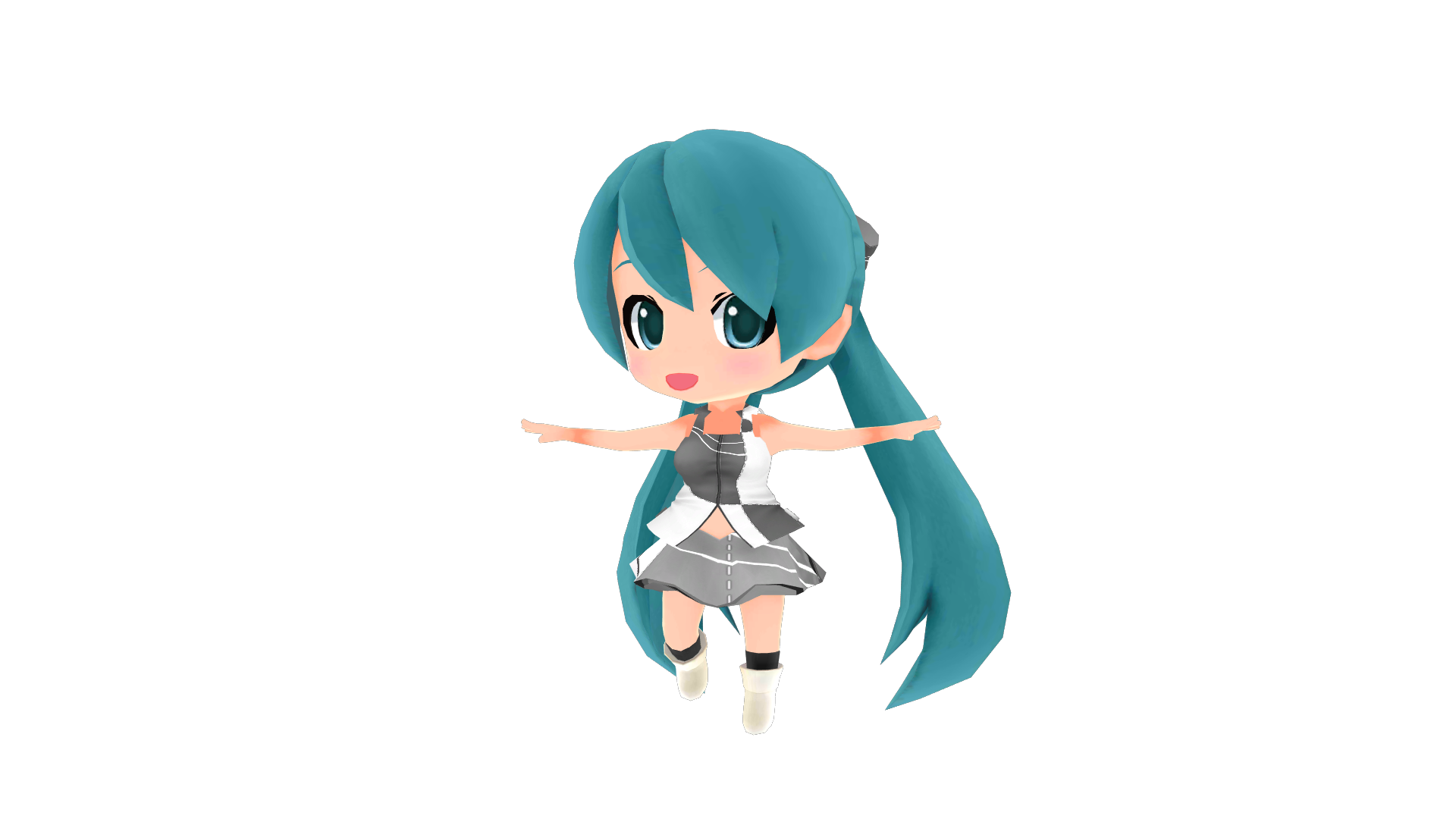 [MMD DL] Project Mirai DX Conflict Miku By FreezyChanMMD