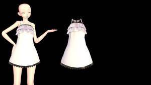 [MMD DL] Adolescence Dress