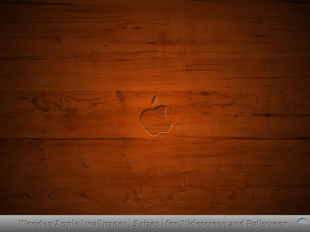 wooden apple wallpapermdgraphs on deviantart
