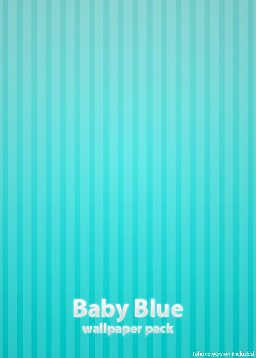 Baby Blue wallpaper by MDGraphs