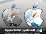 Apple Safari icons updated