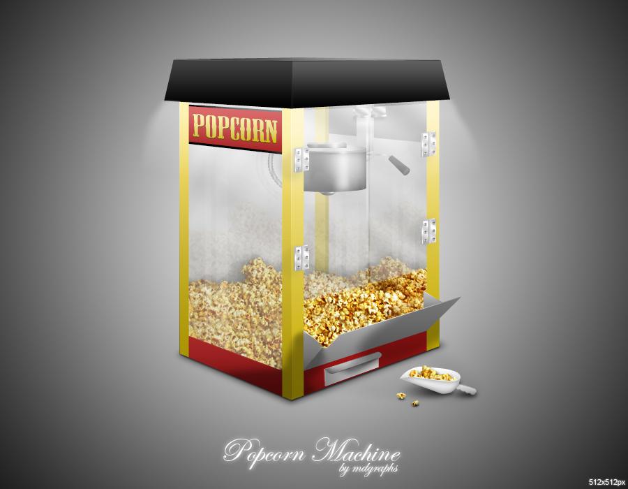 Popcorn Machine icon