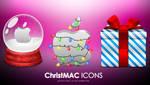 ChristMAC icons