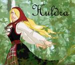 Huldra dressup game