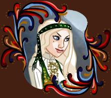 Huldra Maker by Niobesnuppa