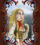 Huldrefolk Maker - female