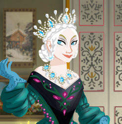Authentic Disney - Frozen - Unfinished