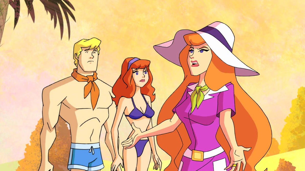 Scooby Doo Mystery Incorporated