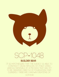 SCP-1048 - The SCP Poster Collection