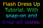 Flash Dress Up Tutorial