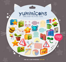 Yummicons 2009-2013 by Cappippuni