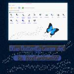 BlueButterfly Cursor Set