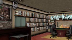 Shepard's Apartment