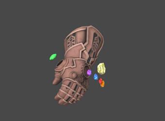 (Fortnite) Infinity Gauntlet by dddkhakha1