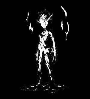 Commission: Black Tear (Animated)