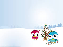 Those damn Christmas Lights by Maquita