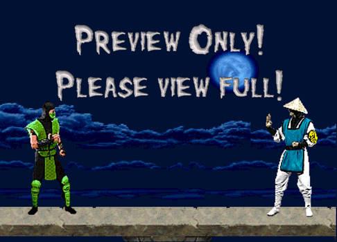 Herbie vs. Mortal Kombat