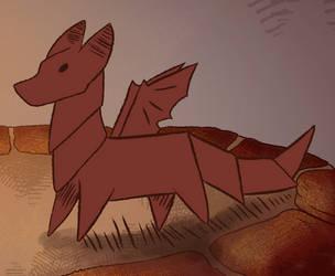 Animation - Burned Alive by Skogskisse