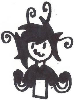 A hand drawn GIF