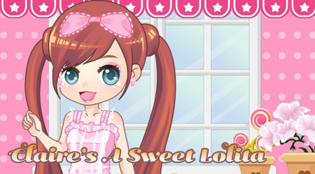 Claire's A Sweet Lolita by loligames