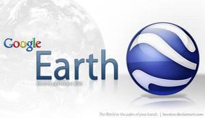Google Earth icon by LeoNico
