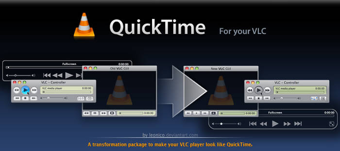 QuickTime for VLC