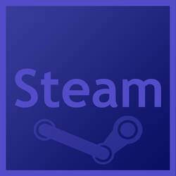 Steam Icon (Adobe CS6 Look)