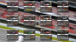Formula 1 2013 calendar