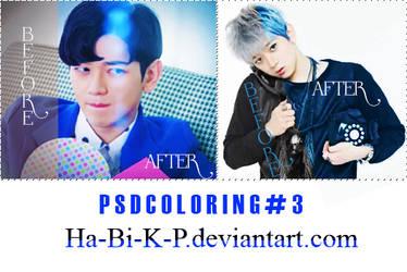 Share Coloring 3 by Ha-Bi-K-P