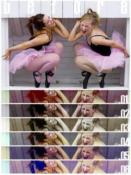 Photoshop Action Set o2