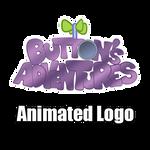 [Animation] Button's Adventure Animated logo