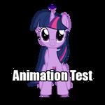 [Animation] Twilight Sparkle Puppet - Test
