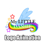 [Animation] My Little Dashie - Logo