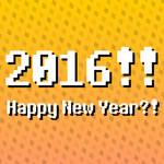 [Animation] Happy new year?! 2016?!