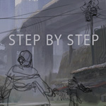 Dystopia - step by step by Mdonze