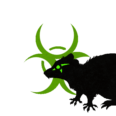 .:Toxic Rat:. by Pumpkabooz