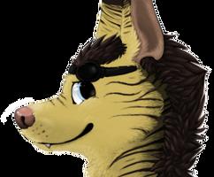 Dingo Headshot by Deceptiicon