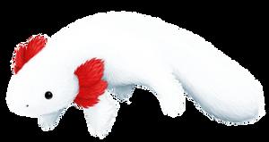 Arctique Axolotl by Deceptiicon