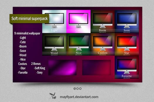 Soft Minimal Superpack