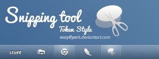 Snipping Tool Token Style