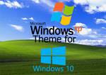 Windows XP Theme for Windows 10