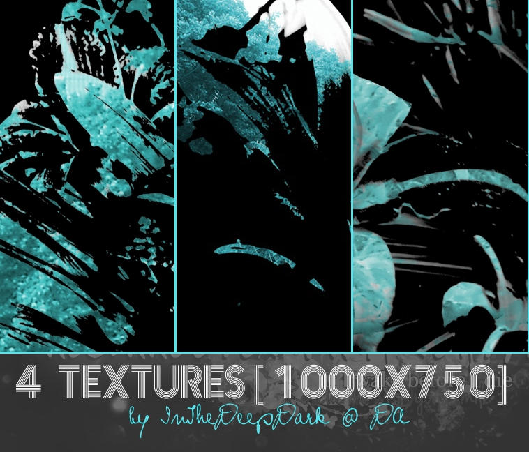 4 Textures [1000x750] by InTheDeepDark