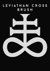 Leviathan Cross Brush by AbbeyMarie